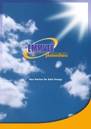 Your Partner for Solar Energy - Emmvee Photovoltaics