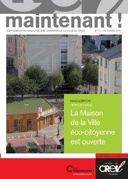n°11 octobre/novembre 2011 - Ville de Creil