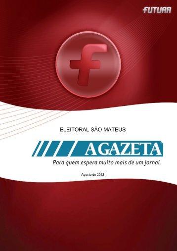 Pesquisa Eleições SÃO MATEUS - FuturaNet