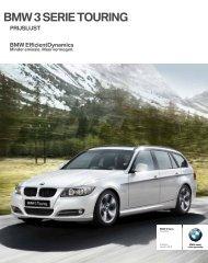 BMW 3 SERIE TOURING - EU-Import