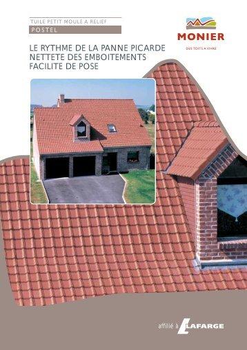 LE RYTHME DE LA PANNE PICARDE NETTETE DES - Monier.com