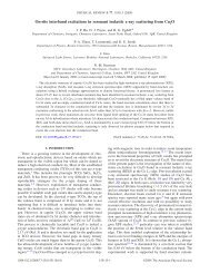 On-site interband excitations in resonant inelastic x-ray scattering ...