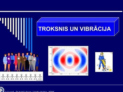 Darba vides trokšņa un vibrācijas mērīšana