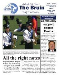 The Bruin (Vol. 4, Issue 13).indd - Bartlesville Public Schools