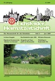 Neu erschienen bei Mecke Druck und Verlag