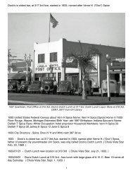 Dock's Bar - Schoenherr Home Page in Sunny Chula Vista
