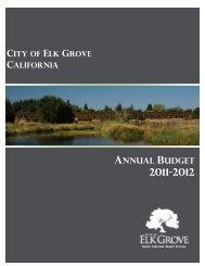 View - City of Elk Grove