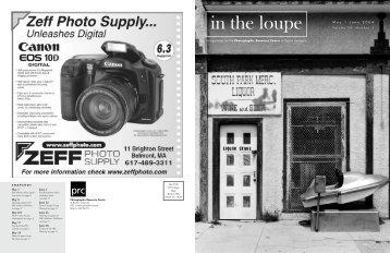May | June 2004 - Boston Photography Focus