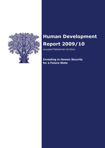 Human Development Report 2009/10