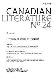 LIT6MRY HISTORY IN OIN7ID7I - University of British Columbia