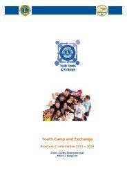 Info Brochure - Lions Clubs International - MD 112 Belgium