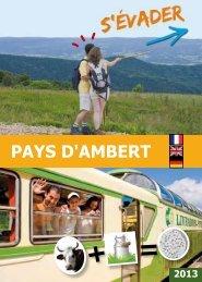 S'évader… - Office de Tourisme du pays d'Ambert