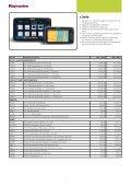Raymarine price list German - westoil - Seite 3