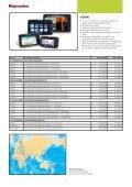 Raymarine price list German - westoil - Seite 4