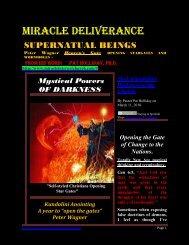 03-19-10 Peter Wagner Heaven's Gate - OPENING STARGATES