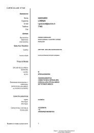 Nome GUICCIARDI Cognome LORENZO E-mail l.guicciardi@ausl ...