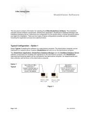 ShadeVision Software Installation - X-Rite