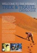 Páramo trek & travel/multi-activity - Paramo - Page 2