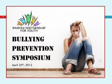 the importance of prevention to stop bullying among children Youth violence prevention examples include fights, bullying the ultimate goal is to stop youth violence before it starts.