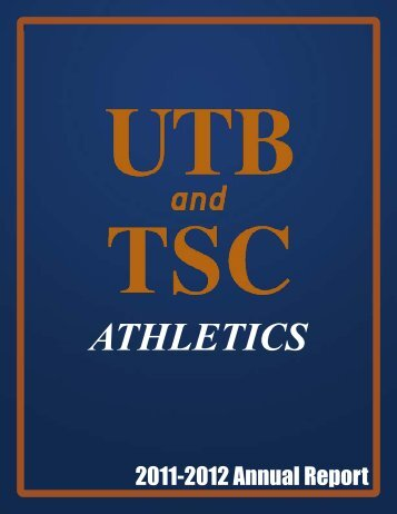 ATHLETICS - The University of Texas at Brownsville
