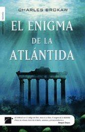 Enigma de la Atlántida, El - Roca Editorial
