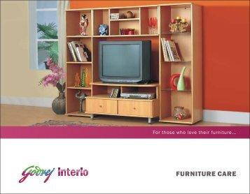 Care for Home Entertainment Centers, TV Units ... - Godrej Interio