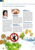Richtige Ernährung als Schlüssel zum Wohlbefinden - Seite 4