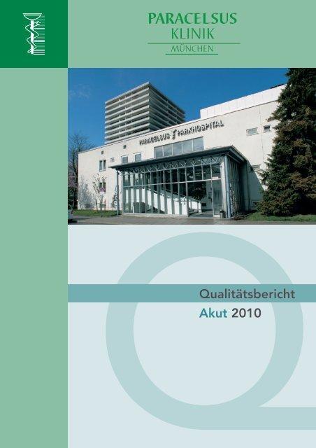 Paracelsus-Klinik München - Krankenhaus.de