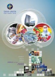 cover union.eps - Saha-Union Co., Ltd