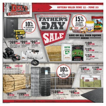 9999 - Del's - Feed And Farm Supply
