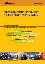 nachhaltige gebäude frankfurt rhein-main - Architektur im Dialog
