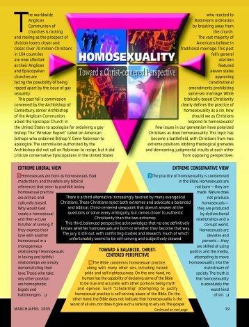 Homosexuals - Plain Truth Ministries