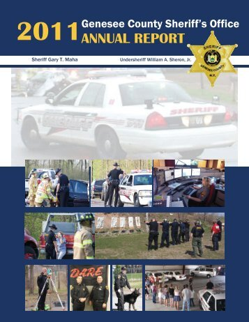 ANNUAL REPORT - Genesee County