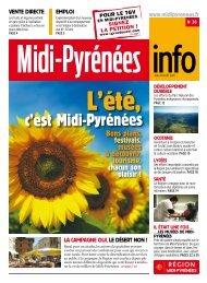 c'est Midi-Pyrénées - Région Midi-Pyrénées