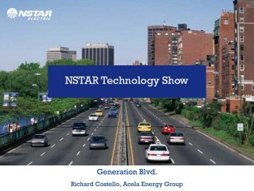 Generation Blvd. - NStar