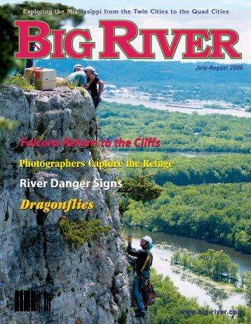 Big River Magazine, July-August 2006