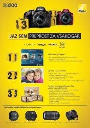 Nikon D3200 - Audioton