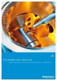 Catálogo MaxxD - FrymaKoruma