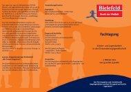 Migranten als Adressaten der Jugendhilfe - Bielefeld interkulturell
