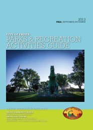 Current Activities Guide - City of Fruita