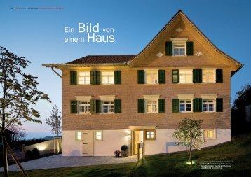 2012 Mein Wohntraum - Jürgen Haller