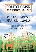 KANDESTØBEREN - Institut for Statskundskab - Aarhus Universitet - Page 5