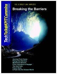 TechTalk - Breaking the Barriers - KPIT