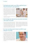Erkenntnisse vor Ort auswerten - Spital Uster - Seite 6