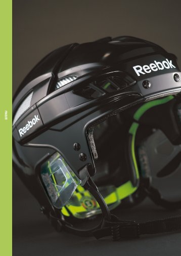 шлем игрока reebok 2012