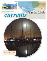 June 2012 - Channel Island Yacht Club
