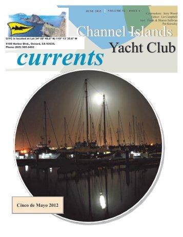 June 2012 - Channel Island Yacht Club