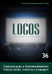 Revista Logos 36 - Logos - UERJ