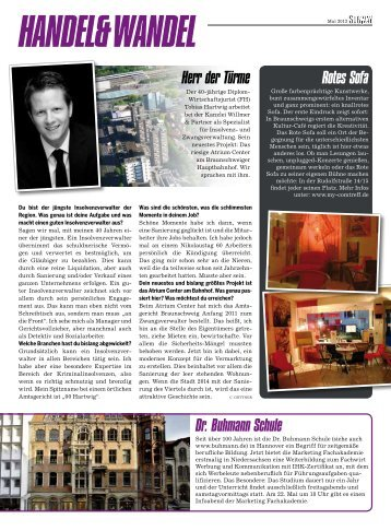 Interview (Subway) - Willmer & Partner