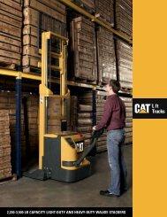 2,200-3,500 lb CapaCity light-Duty anD heavy-Duty ... - Venequip
